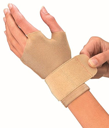 Mueller Compression Gloves, Large, 2-Count Packages