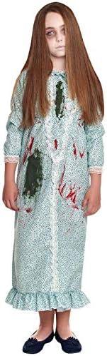 Disfraz Niña Poseída Exorcista Infantil (5-6 años) Halloween (+ ...