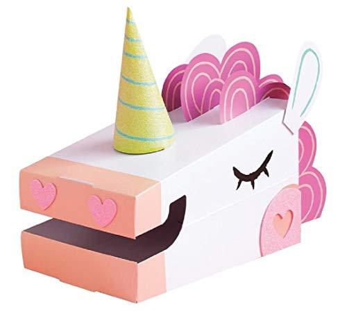 Spritz Valentine's Day Mailbox Kit Unicorn]()