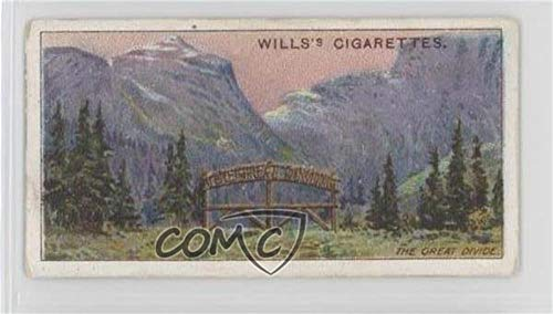 The Great Divide Ungraded COMC Good to VG-EX (Trading Card) 1914 Wills Overseas Dominions (Canada) - Tobacco [Base] #4