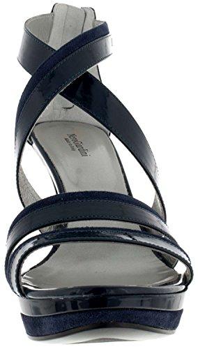 Nero Giardini P615750DE Azul, Sandalias, Mujer