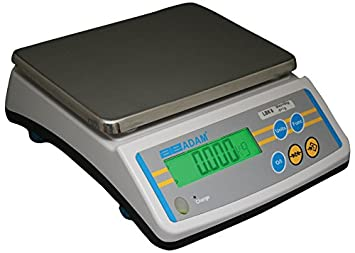 Balance de cuisine PRO étanche et compacte - plateau inox - 12kg x on