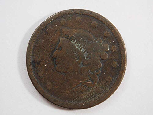 1816 P Coronet Large Cent Large Cents Ungraded