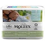 Moltex Nature No.1 Newborn 22 Eco Nappies, 22 count