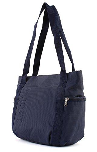 Joop Fena Blue Naviga Mujer Azul Nylon Totes Shopper Bolsos Mvz dark 6Ew6PrqS
