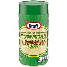 Kraft Grated Parmesan/Romano, 8 oz