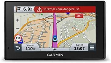 Garmin Drive 5 Plus MT-S - Navegador GPS para Coche, 5 Pulgadas, mapas de Europa 46 países, mapas de mapas, tráfico, Zonas de Peligro para la Vida, Wi-Fi Integrado: Garmin: Amazon.es: Electrónica