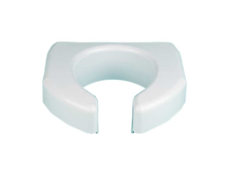 Ableware Basic Open Front Elevated Toilet Seat (725790000)