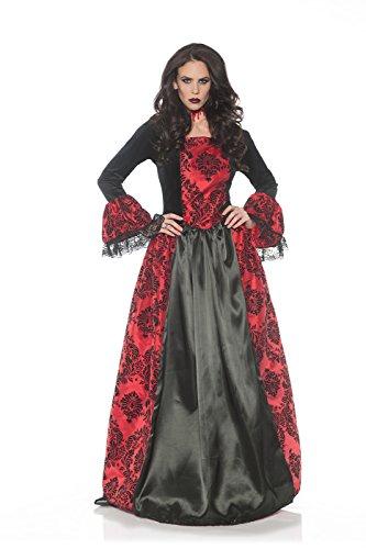 Women's Eternity Vampire Queen Ball Gown - Large ()