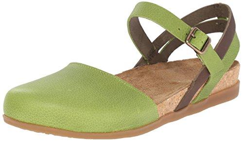 El Naturalista Zumaia Nf41 - Sandalias para mujer verde, (Green Mixed)