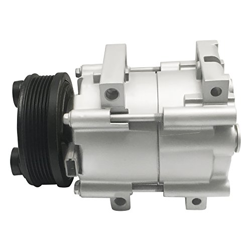 RYC Remanufactured AC Compressor and A/C Clutch EG168