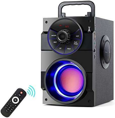 TAMPROAD Portable Bluetooth Speakers Subwoofer product image