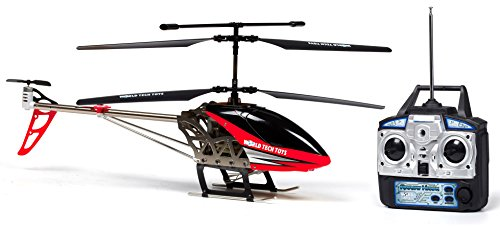 World Tech Toys 3.5 Ch Arrow Hawk Remote Control Helicopter Vehicle