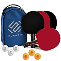 Amazon Best Sellers Best Table Tennis Sets