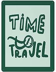 Begin-Elk-Dag-met-a-Smile Tin Sign Metalen Poster Plauqe Muur Decor Home Poster Vintage Retro Custom Muur Tin Plaque Bar Pub Muur Art Decor 12x16''