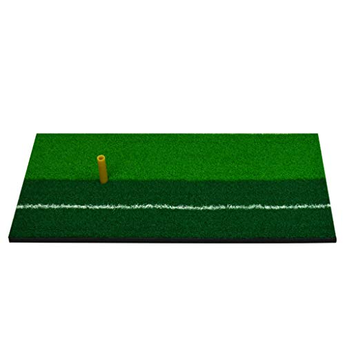 (Djyyh Golf Putting Practice Mat, Personal Indoor Hit Pad, Driving, Pitching, Putting)