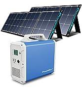 PowerOak Portable Powerstation EB150 1000W -1500Wh Akku Mobiler Stromspeicher Solargenerator mit ...