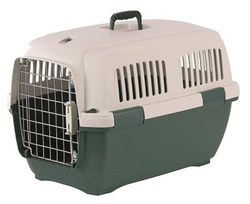 Marchioro Clipper Cayman 3 Pet Carrier, 25-inches, Tan/Green