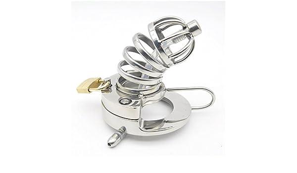 Cinturón de castidad Jaula de castidad, juguetes sexuales, de ...