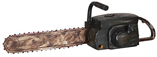 Chainsaw Motion and Sound Halloween Prop Texas Massacre