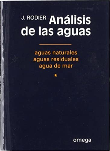 Book Analisis de Las Aguas (Spanish Edition)