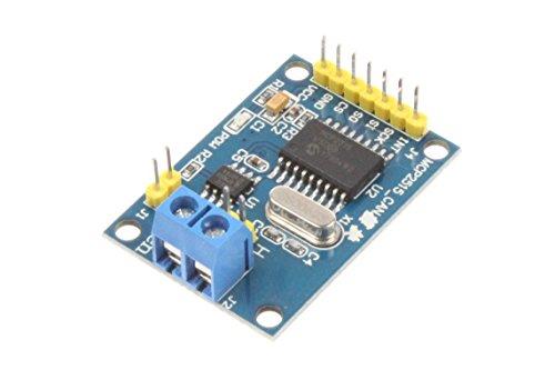 NOYITO MCP2515 Controller Bus Module TJA1050 Receiver SPI Protocol for Arduino SCM 51