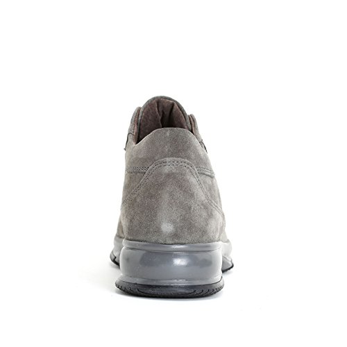 Gris Zapatillas Con amp;scarpe Lateral Personalización Sport Scarpe Alesya vzqBwA00