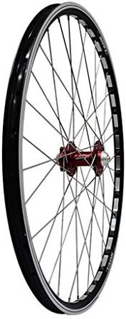 GXFWJD 自転車ホイールセット26インチ MTB 前輪と後輪 ダブルウォールアロイリム ディスク/V-ブレーキ 7-11速度 パリンハブ クイックリリース 32H