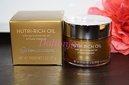 Beauticontrol Nutri-Rich Oil with Apricot Kernel Oil (2 Oz) ()