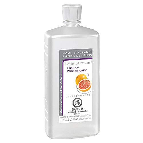 (Lampe Berger Fragrance, 33.8 Fluid Ounce, Grapefruit)