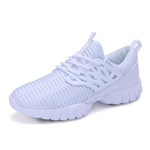 bajo blanco Unisex caño LFEU adulto de botas BntqYwRf