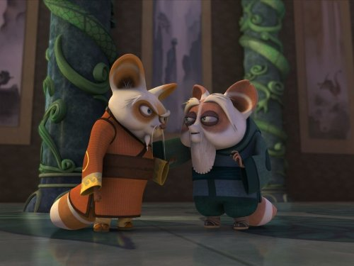 Father Crime (Kung Fu Panda Legends Of Awesomeness Father Crime)