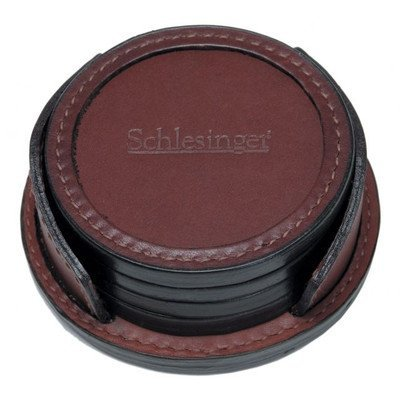 korchmar-frost-leather-coasters-black
