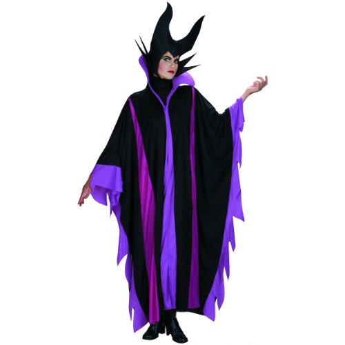 Deluxe Maleficent Costumes (Disney Adult Maleficent Deluxe Costume)
