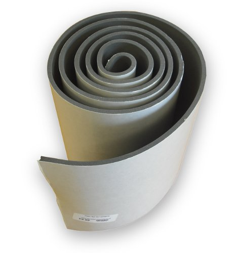 Self-Adhesive Foam Roll for various uses including padding, lining, Kayak Outfitting and much more by Agua by Agua