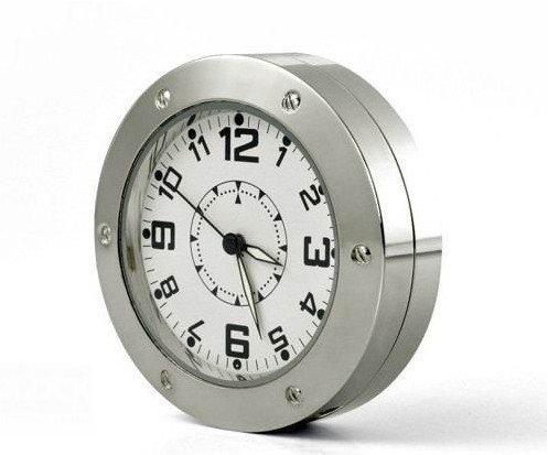 【動体感知付】置時計型小型カメラ【防犯カメラ】【1/4 CMOS搭載】 B00GSBYDJE