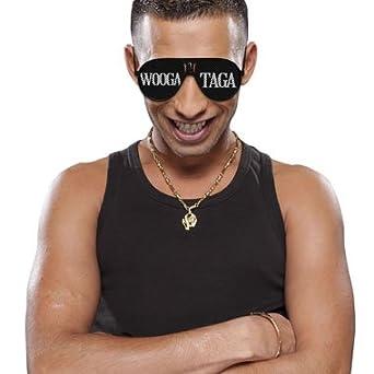 2e19ca03ef42d Lunettes Masque Mister You Woogataga  Amazon.fr  Vêtements et ...