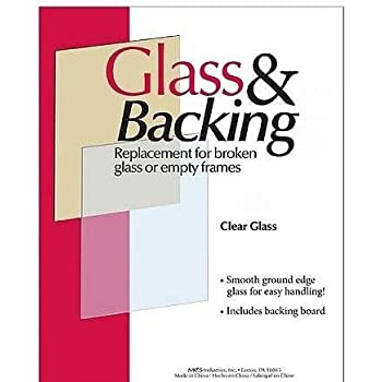 this item mcs picture frame glass u0026 backing for 5x7 frames
