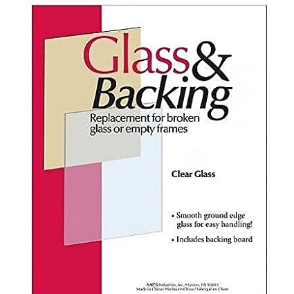 Amazon Mcs Picture Frame Glass Backing For 11x14 Frames