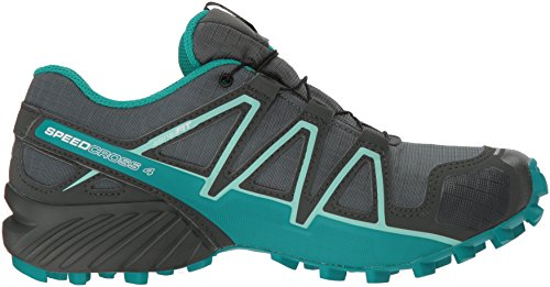 4 de Green Balsam Green Glass Green Beach Beach Balsam GTX Femme Green Speedcross Tropical Vert Chaussures Trail Tropical Salomon Glass W Nocturne SPYwxfS5q