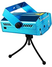 Mini Laser Stage Lighting, Blue
