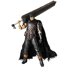 Medicom Berserk: Guts (Black Swordsman) Real Action Hero Figure