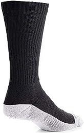 Low Price Men White Bttm Mid Calf Socks