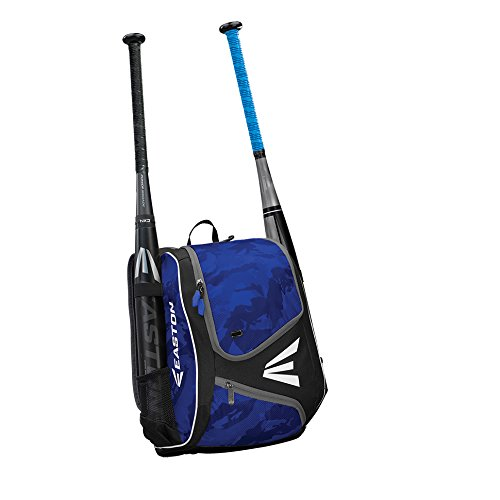Easton E110YBP Baseball/Softball Youth Tee Ball Backpack Bat Bag - Royal Blue / Camo - New 2017 / - Shops Easton