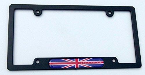 union jack license plate frame - 2