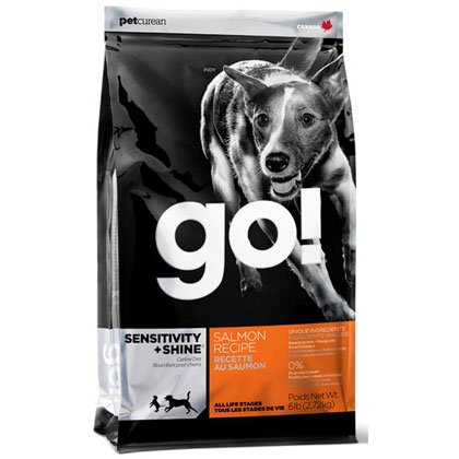 Go! Dry Dog Food, Natural Wild Salmon and Oatmeal Formula, 6-Pound Bag Review