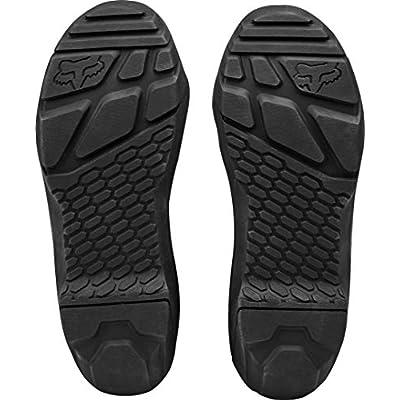 2020 Fox Racing Comp X Boots-Black-10: Fox racing: Automotive
