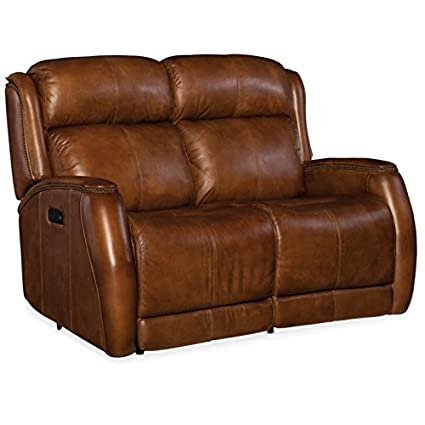 Fantastic Amazon Com Hooker Furniture Emerson Leather Power Reclining Ncnpc Chair Design For Home Ncnpcorg