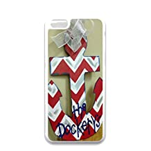 Mldierom Graphic PC Anti-Scratch Protection Designer White Case for Iphone 5C Anchor door hanger Chevron Decor Wood Cut Out Wooden Wreath Customized