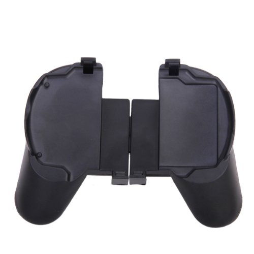 Flexible Hand Grip Controller Handle Holder for PSP 2000/3000–Black